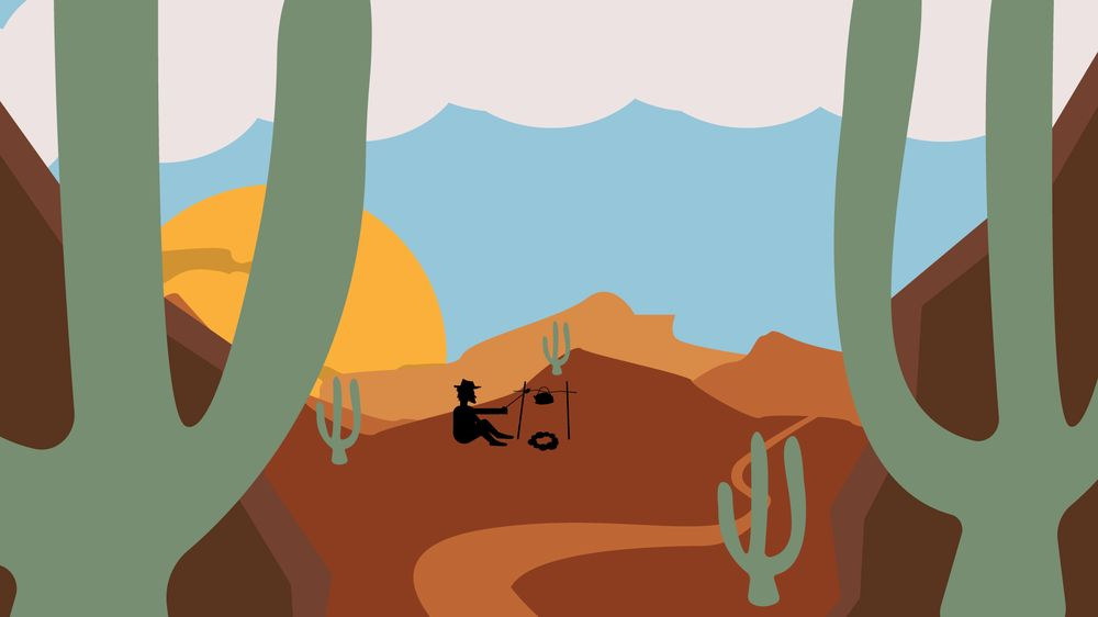 The adventures of Billy the Kid - image 1 - student project