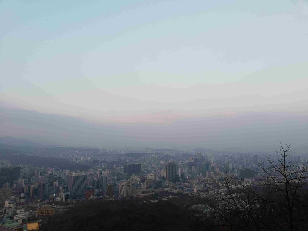 Random places in Seoul, South Korea - image 4 - student project