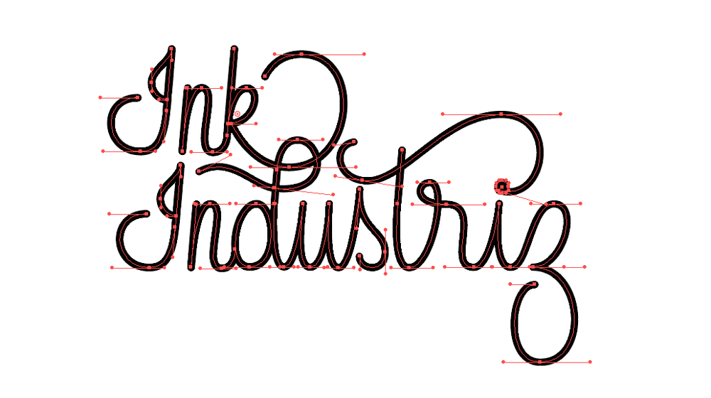 Ink Industriz - image 2 - student project