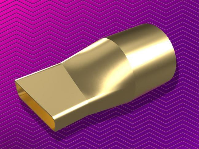 vacuum nozzle - image 1 - student project