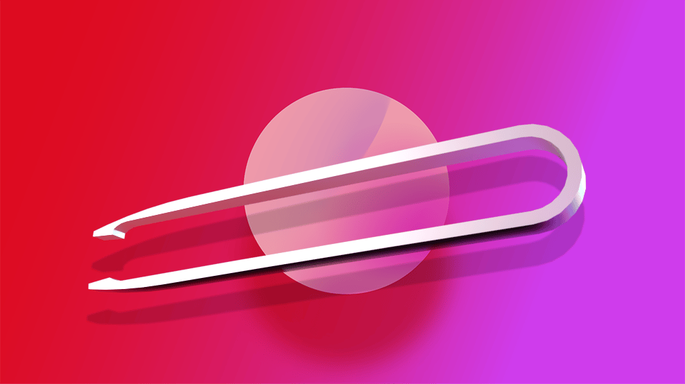 tweezers with backgrounds - image 4 - student project