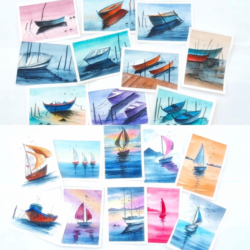 #20daysboatswithsukrutha - image 3 - student project