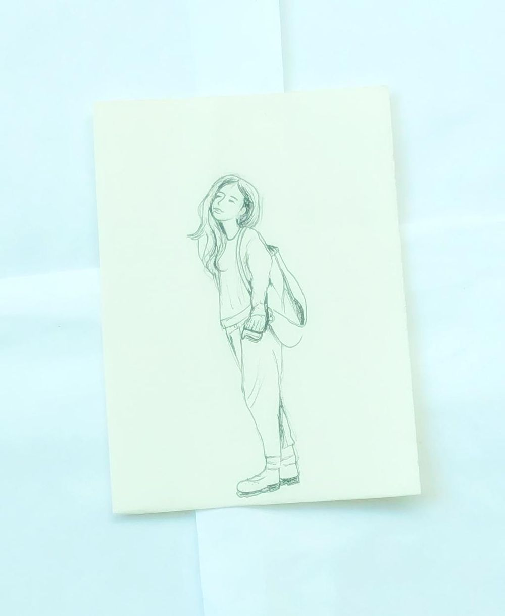 Minimal Sketching - image 1 - student project