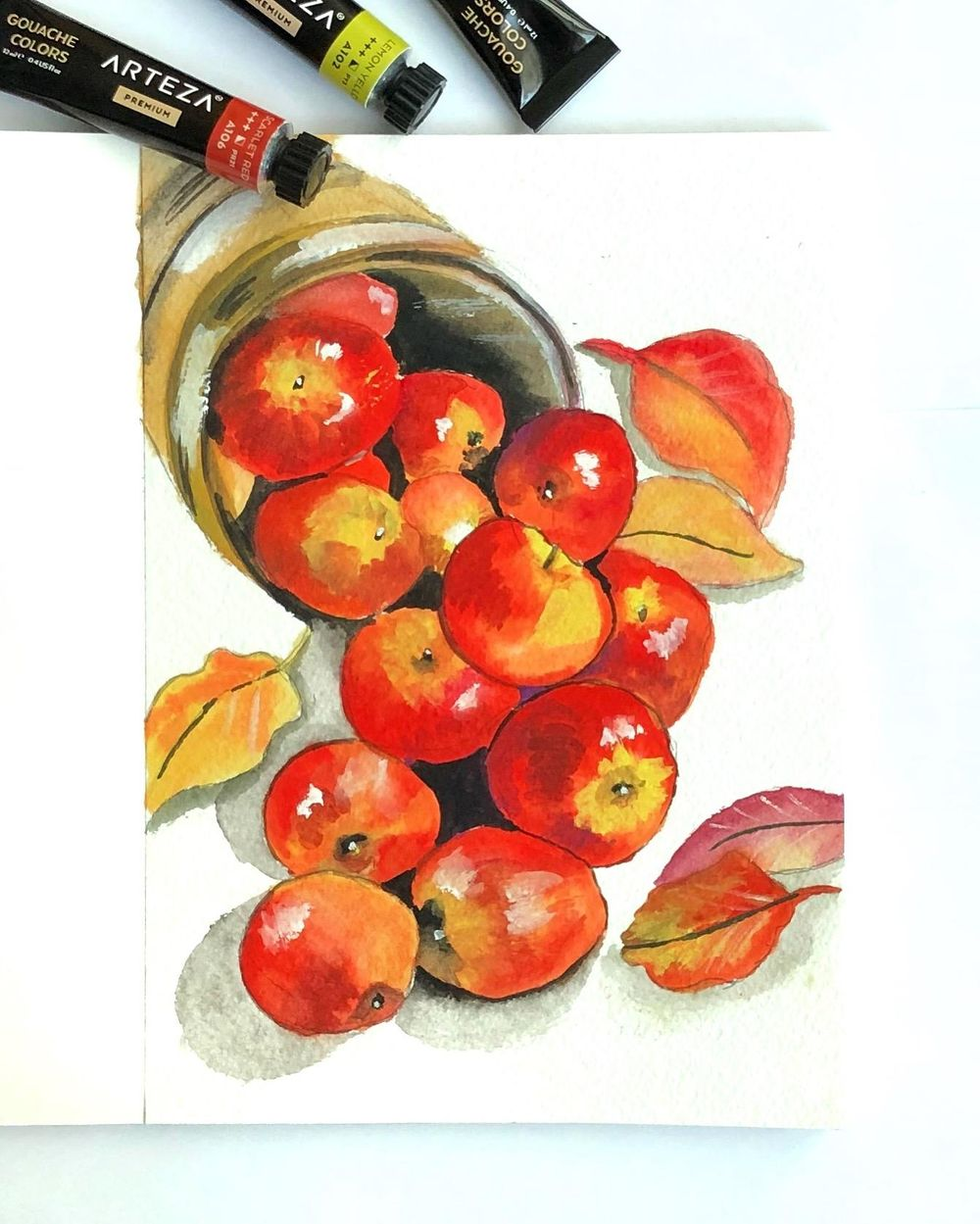 Apples - image 1 - student project
