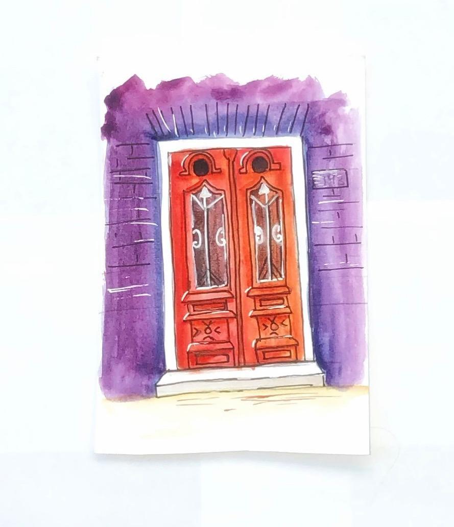 Door - image 1 - student project