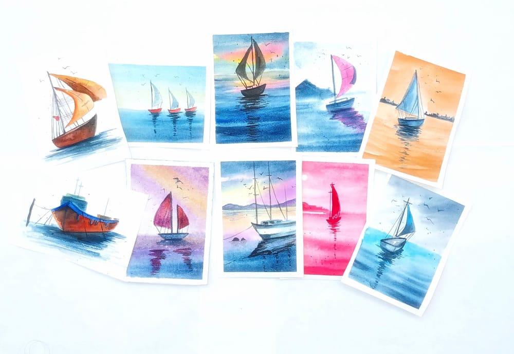 #20daysboatswithsukrutha - image 2 - student project