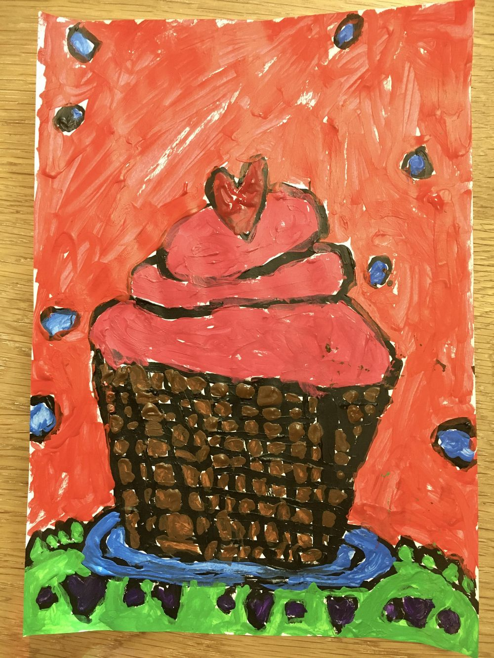 delicious cupcake - image 1 - student project