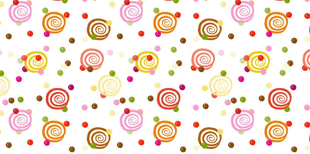 Seamless Patterns From Abstract Handmade Marks - image 17 - student project