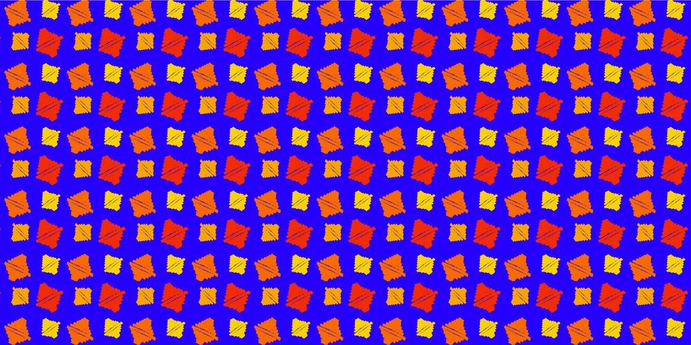 Seamless Patterns From Abstract Handmade Marks - image 15 - student project