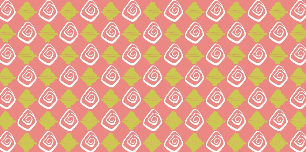 Seamless Patterns From Abstract Handmade Marks - image 12 - student project