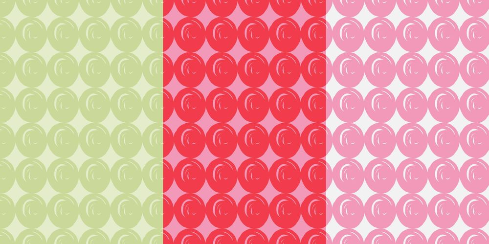 Seamless Patterns From Abstract Handmade Marks - image 10 - student project