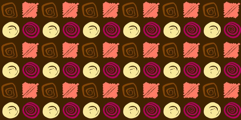 Seamless Patterns From Abstract Handmade Marks - image 22 - student project