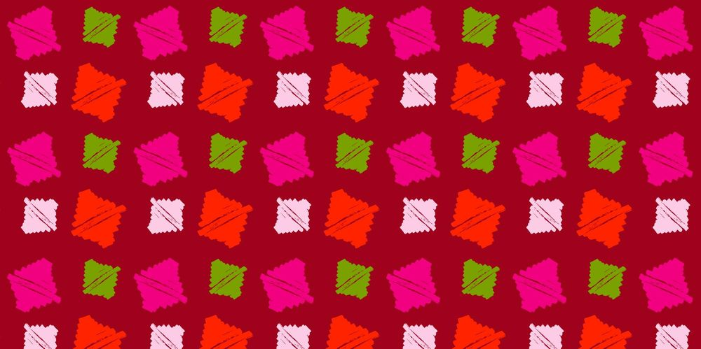 Seamless Patterns From Abstract Handmade Marks - image 14 - student project