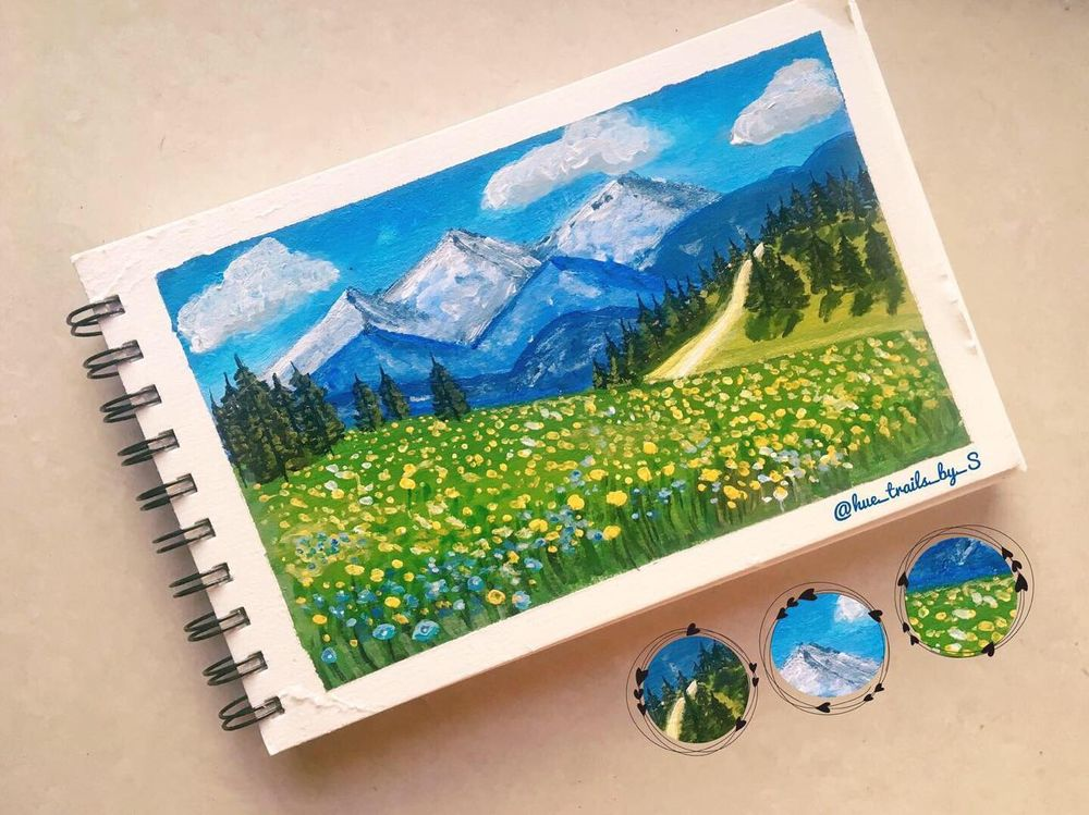 Beautiful Meadows! - image 1 - student project