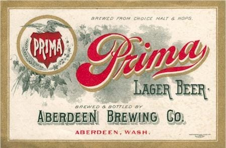 Lawnmower Beer Label - image 7 - student project