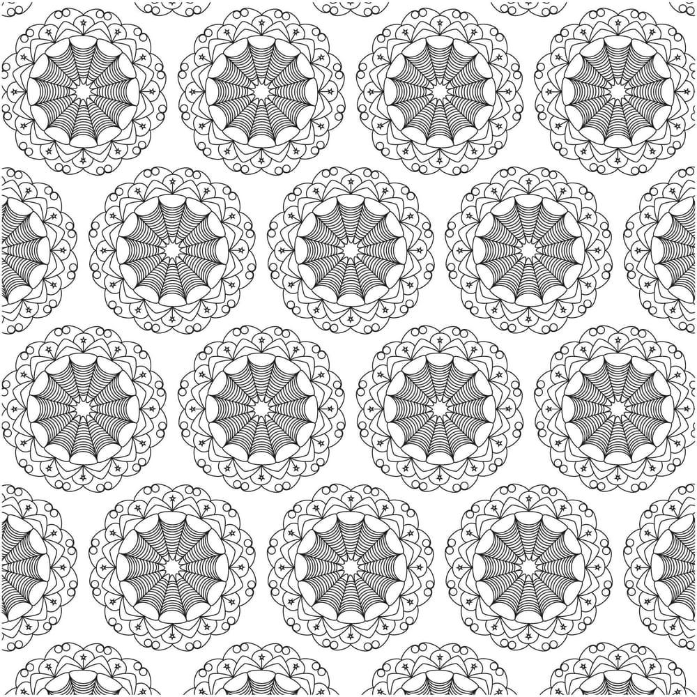 Beautiful mandalas - image 3 - student project
