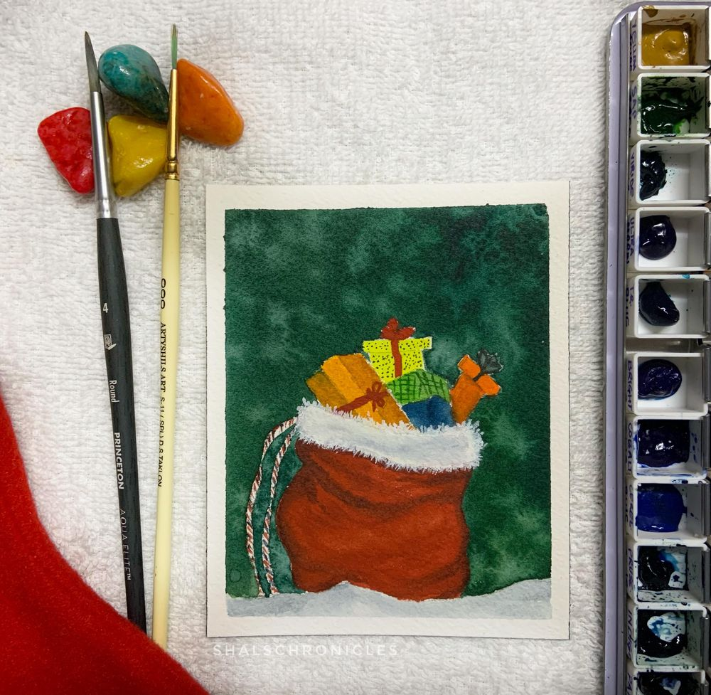 Christmas scenes - image 1 - student project