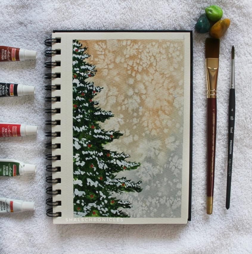 Christmas scenes - image 8 - student project