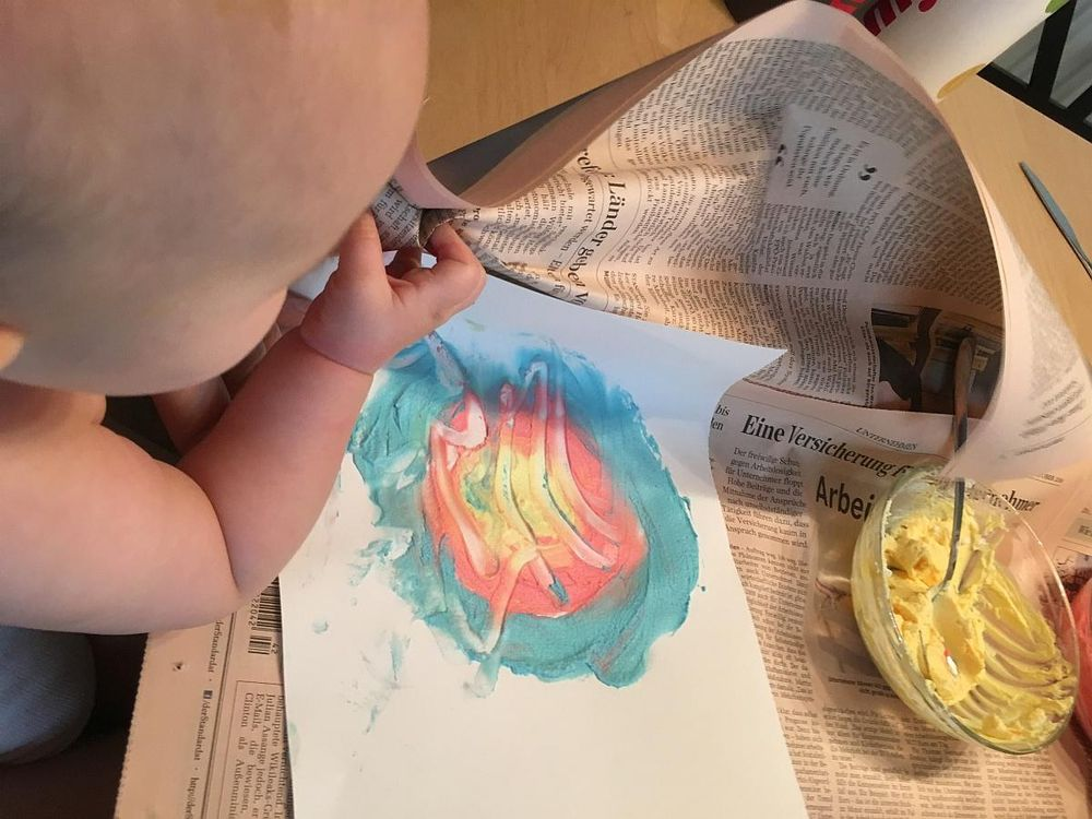 Even the youngest (5 months) could participate!  - image 1 - student project