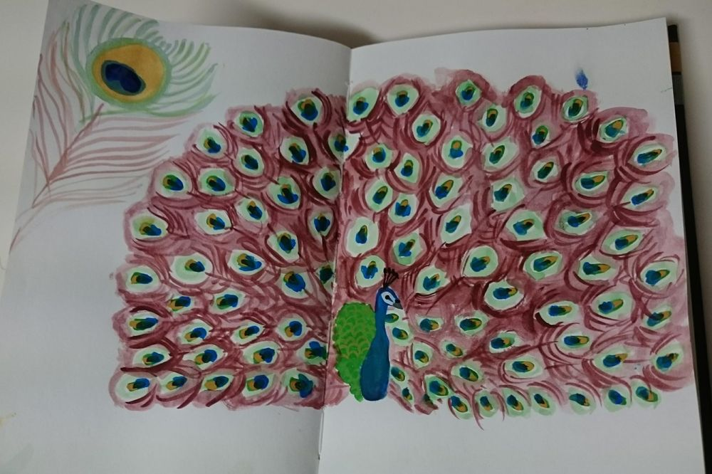 Sketchbook Magic 1 - image 12 - student project