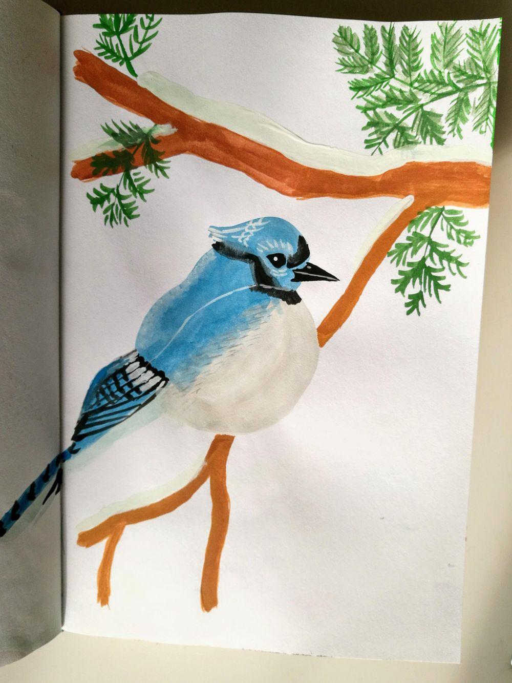 Sketchbook Magic 1 - image 17 - student project