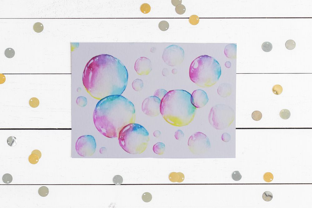 Fun bubbly class - image 1 - student project