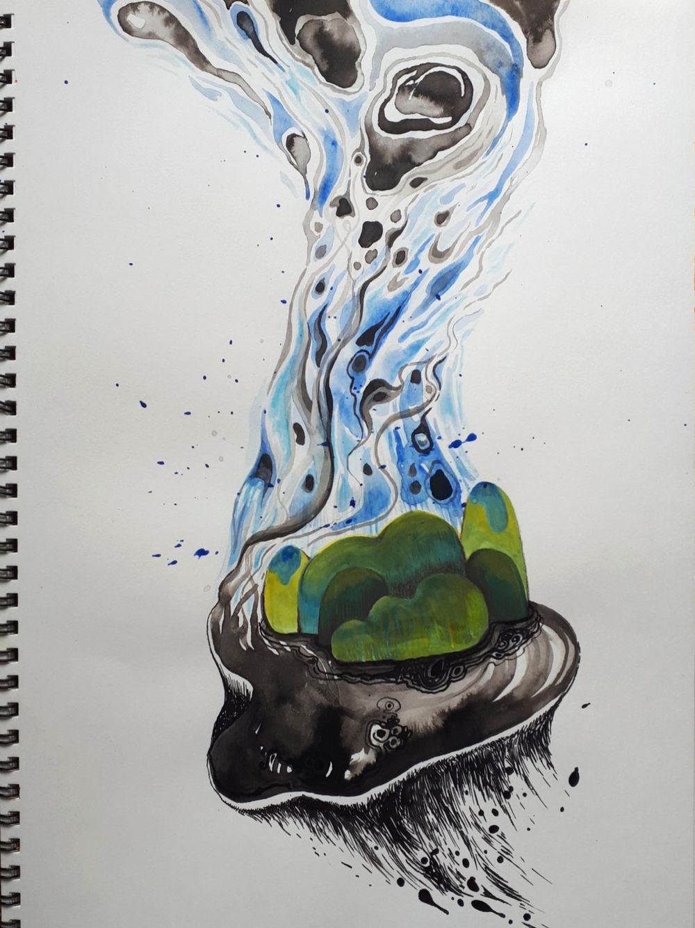 Drawing without Fear - image 1 - student project