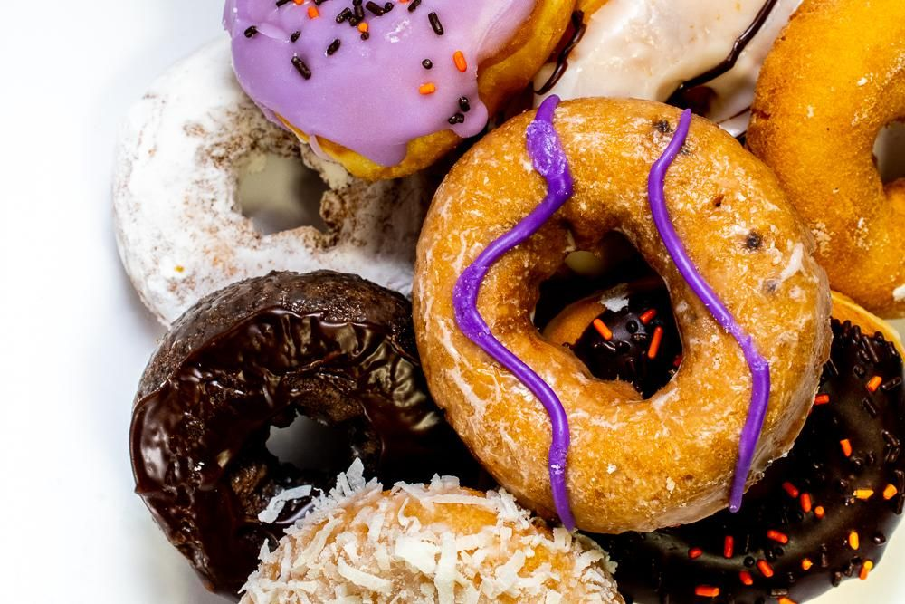 Donuts - image 5 - student project