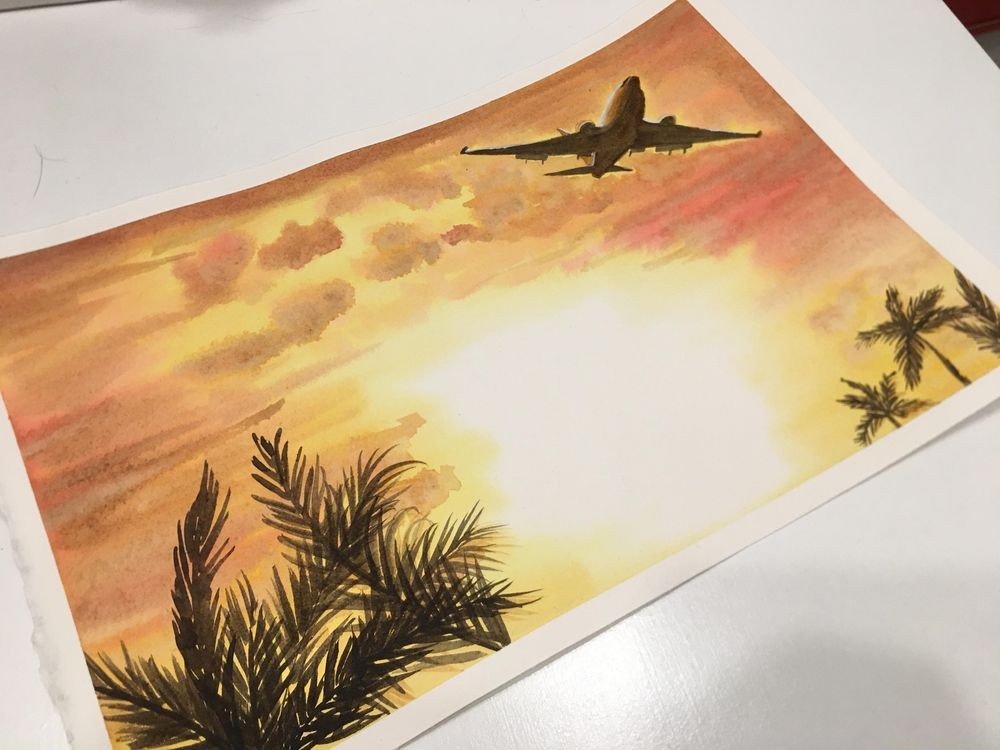 Airplanes by Tine - image 2 - student project