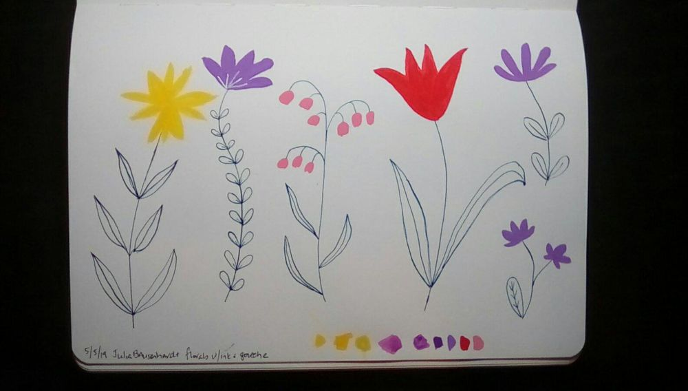 My project with spring colors! - image 1 - student project