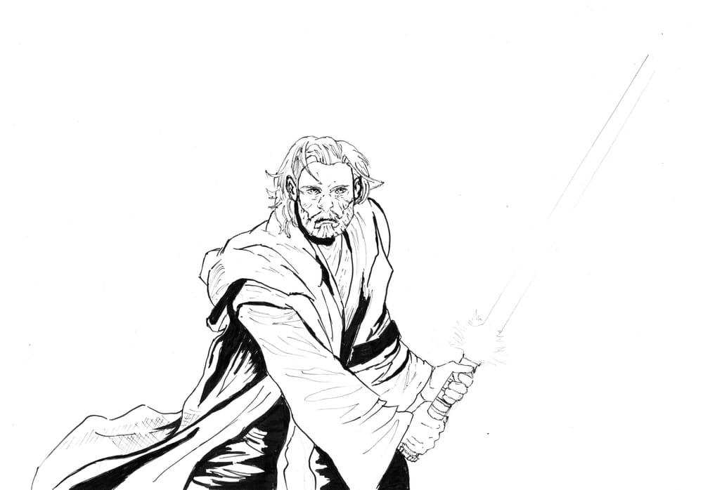 Obi-Wan: Return to Mustafar - image 3 - student project