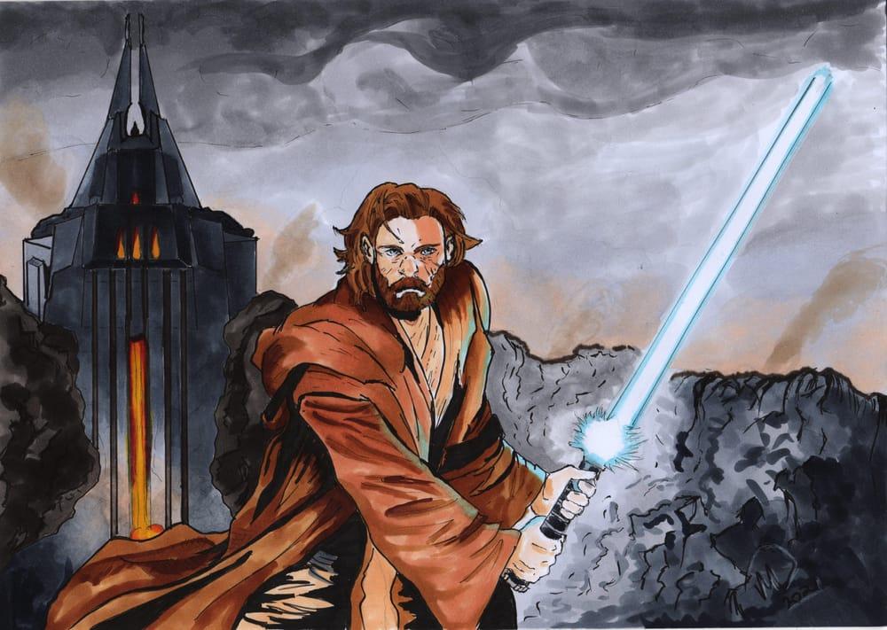Obi-Wan: Return to Mustafar - image 1 - student project