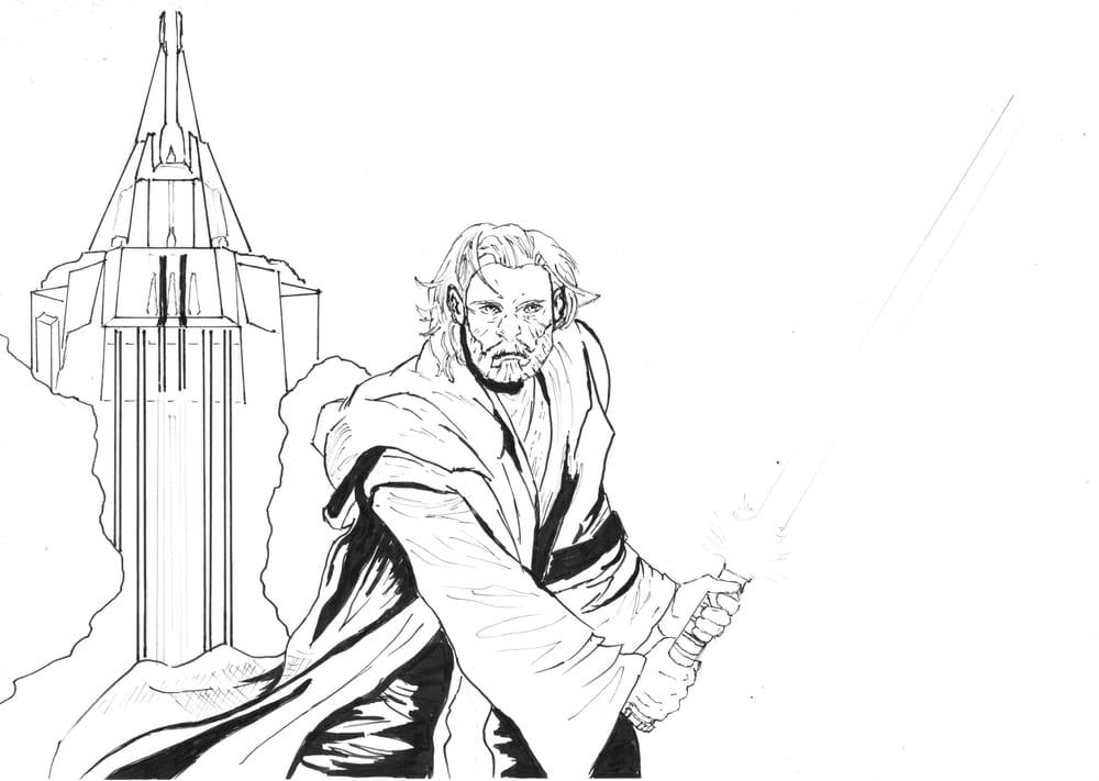 Obi-Wan: Return to Mustafar - image 2 - student project