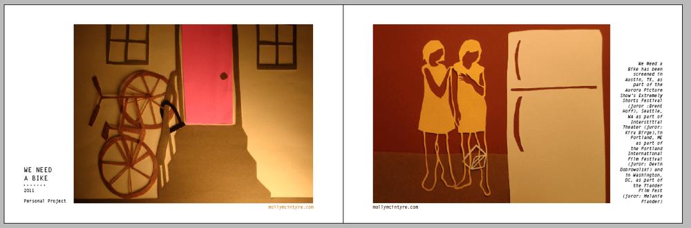 Portfolio Book - image 8 - student project