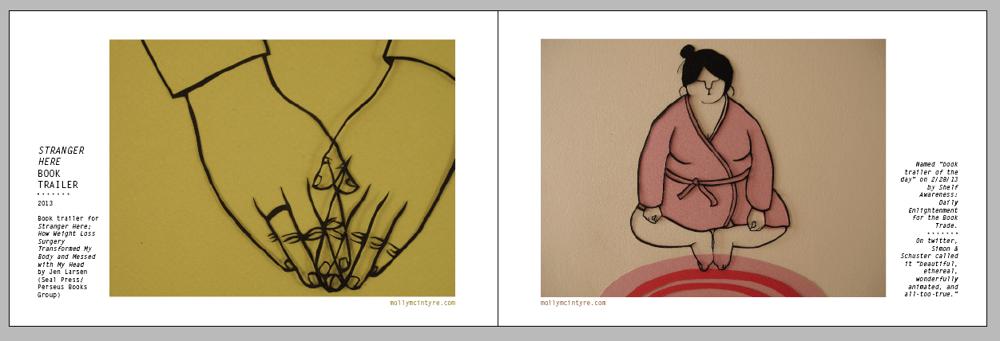 Portfolio Book - image 3 - student project