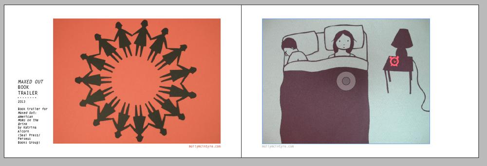 Portfolio Book - image 4 - student project