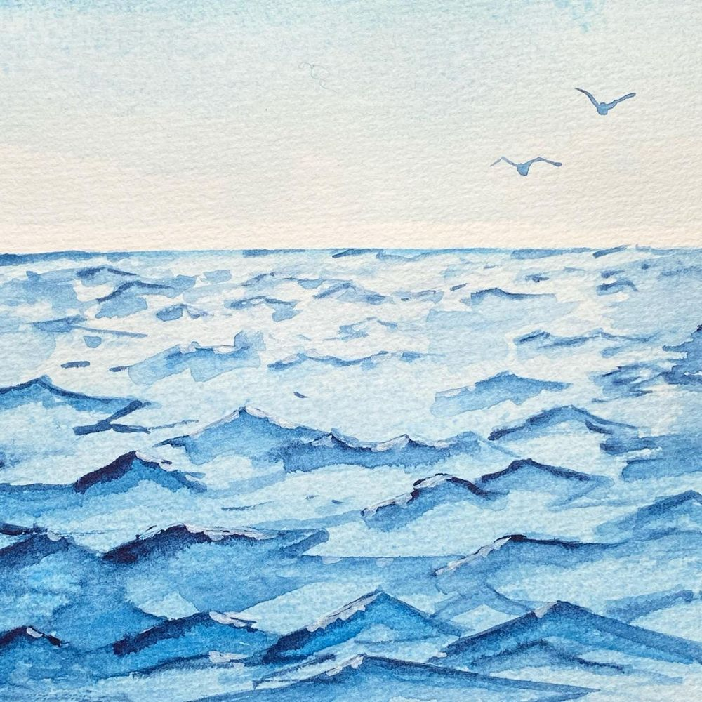 rough sea ! - image 1 - student project