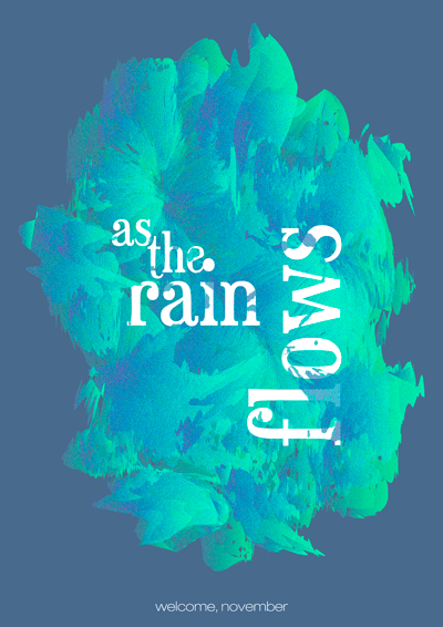 \\\(۶ ᐛ )۶//// As the rain flows   - image 1 - student project