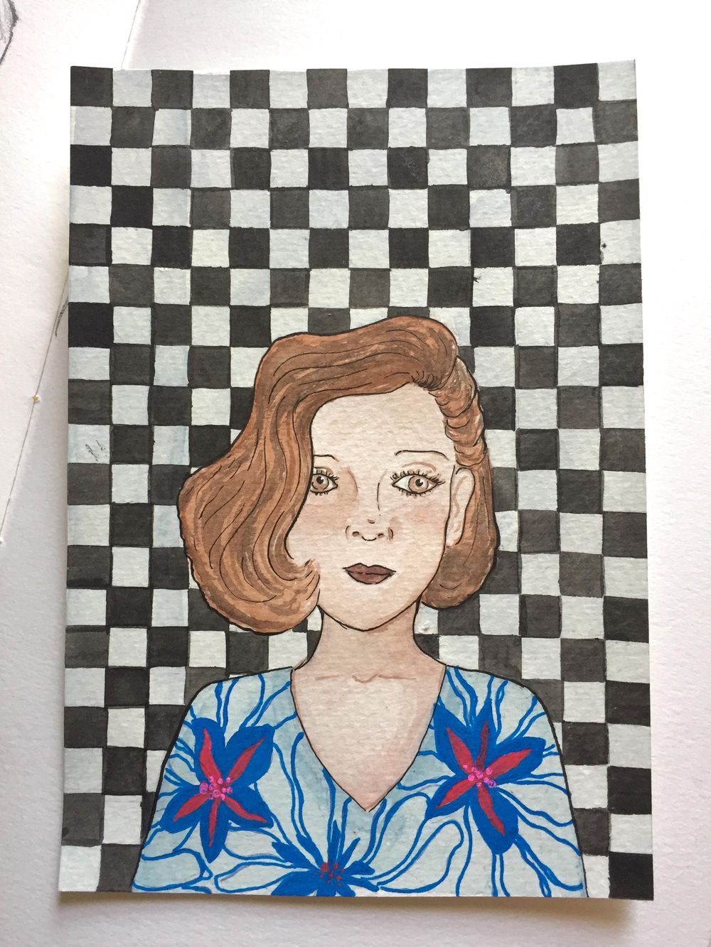 pattern lady - image 1 - student project