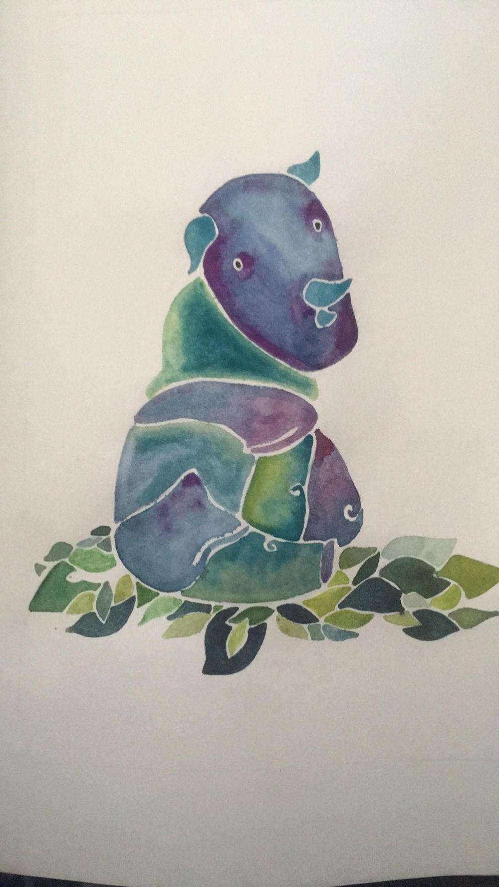 Rhino - image 1 - student project