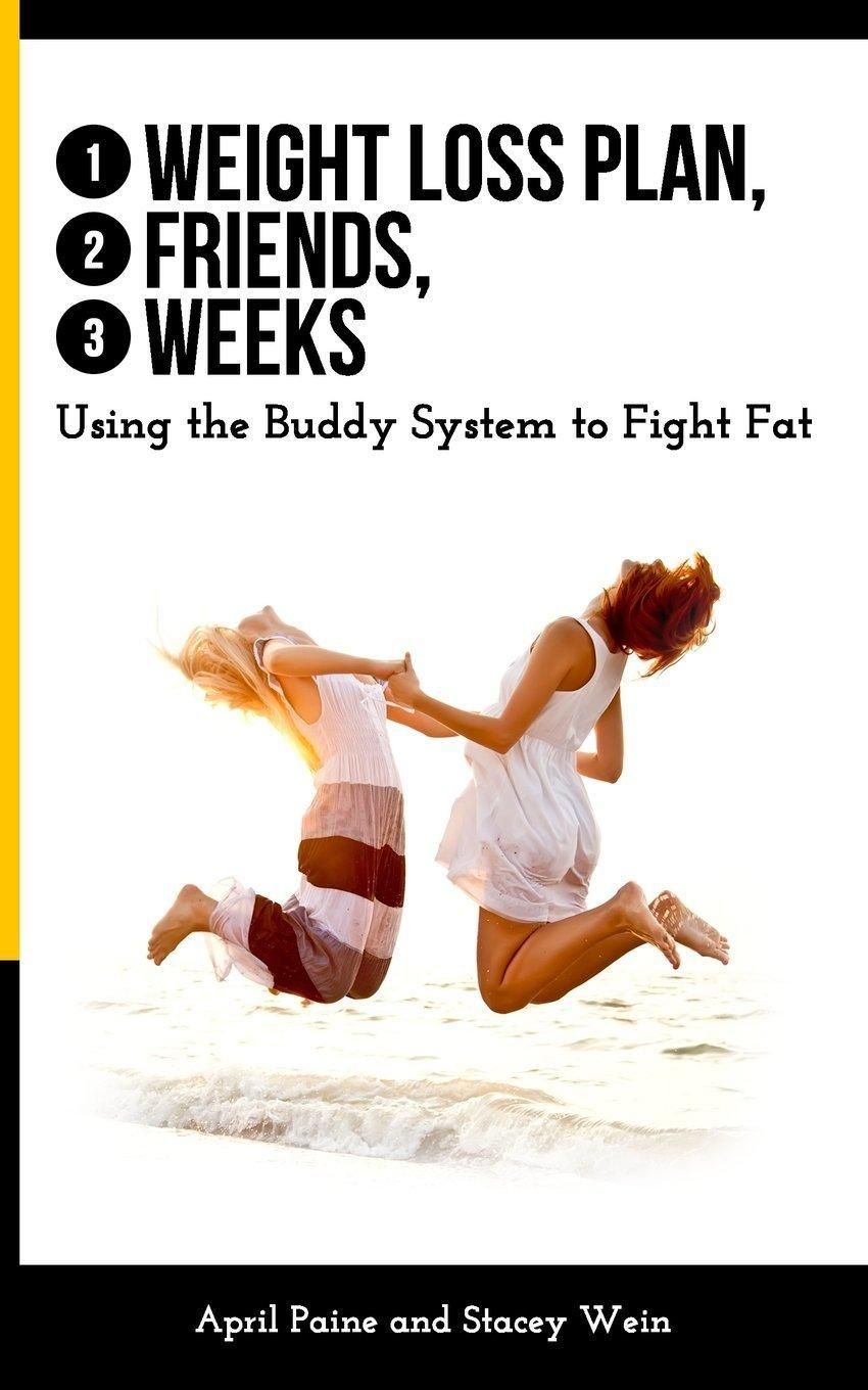 1 Weight Loss Plan, 2 Friends, 3 Weeks ... Part 2 - image 1 - student project