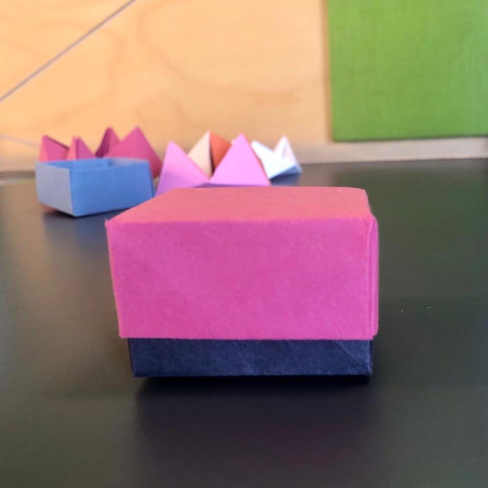 Masu Box with Lid - image 1 - student project
