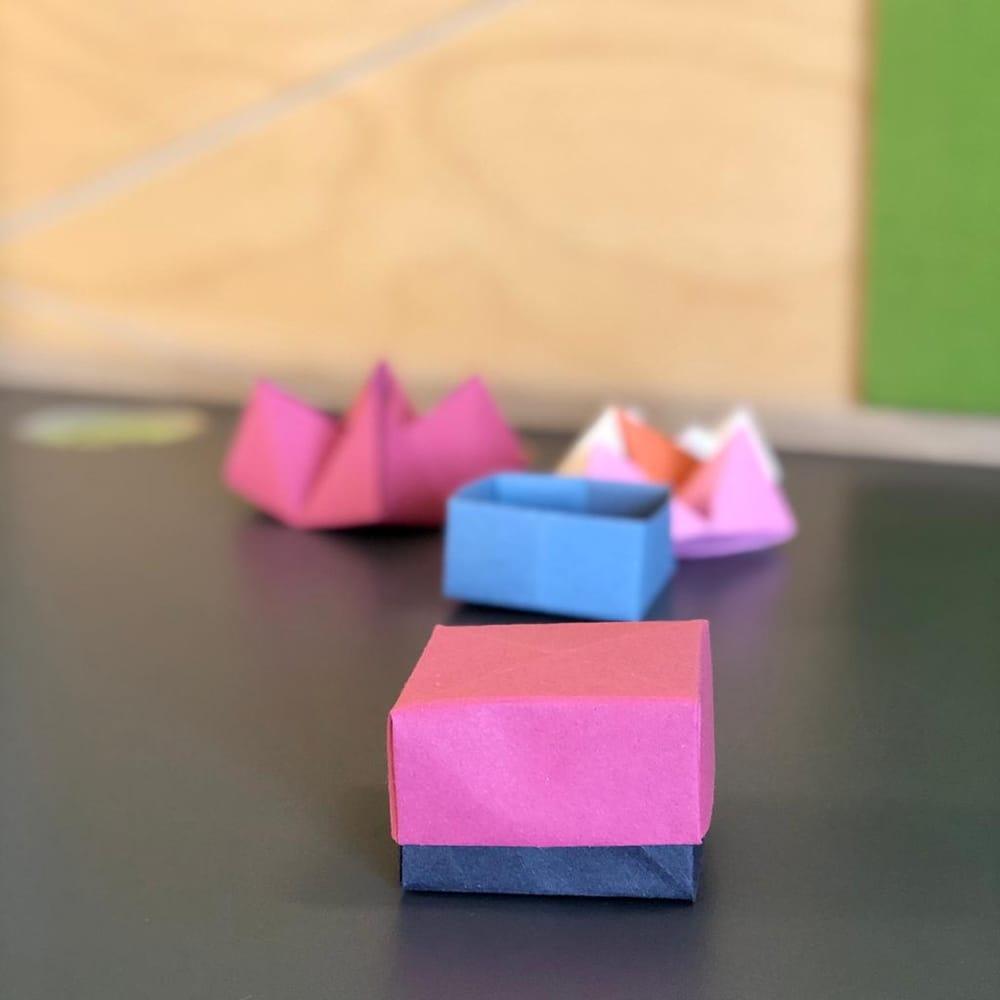 Masu Box with Lid - image 2 - student project