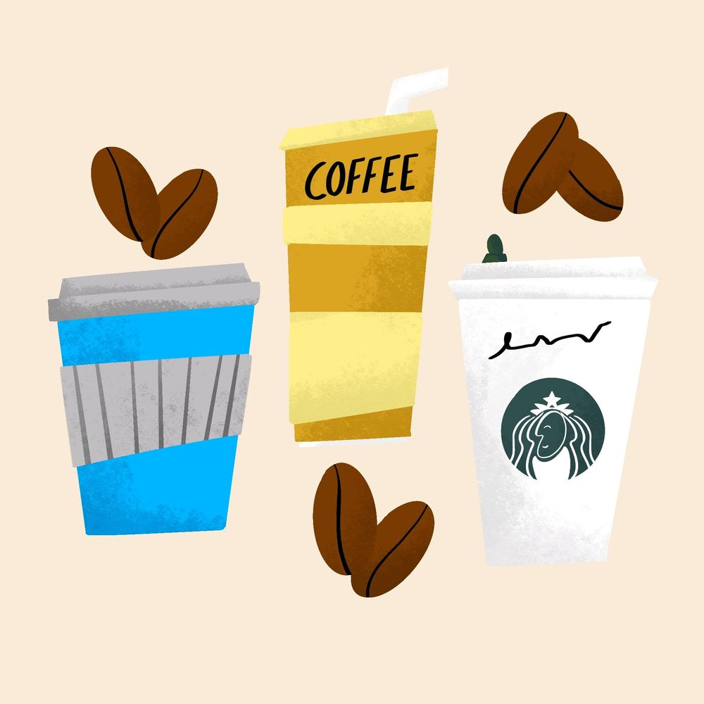 Everything Coffee - image 3 - student project