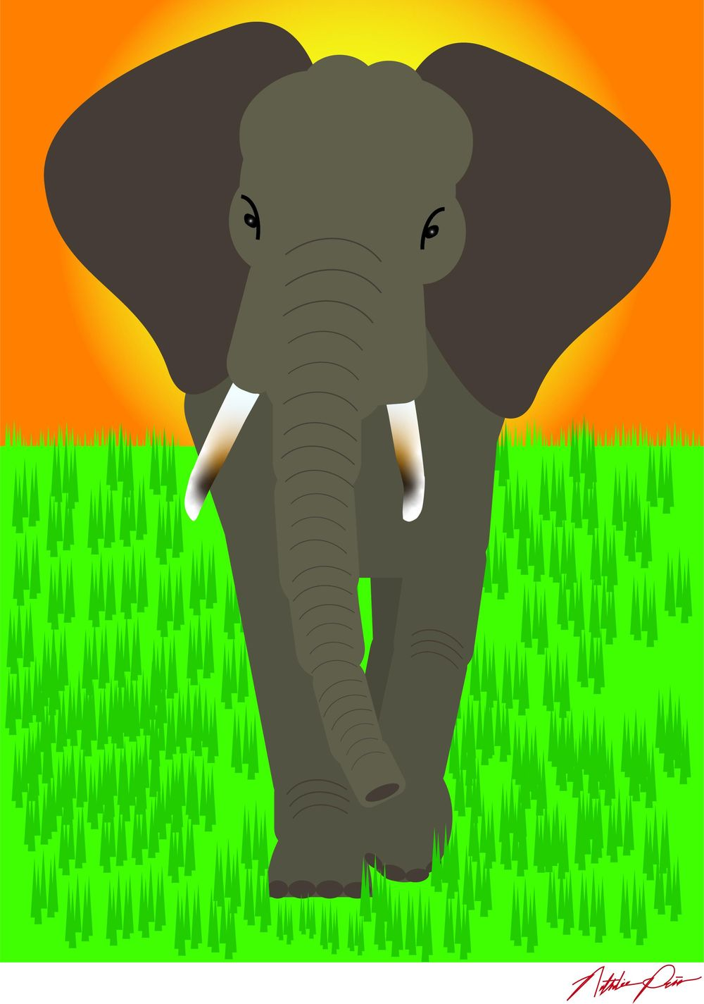 Adobe Illustrator CC Essentials - Projects - image 12 - student project