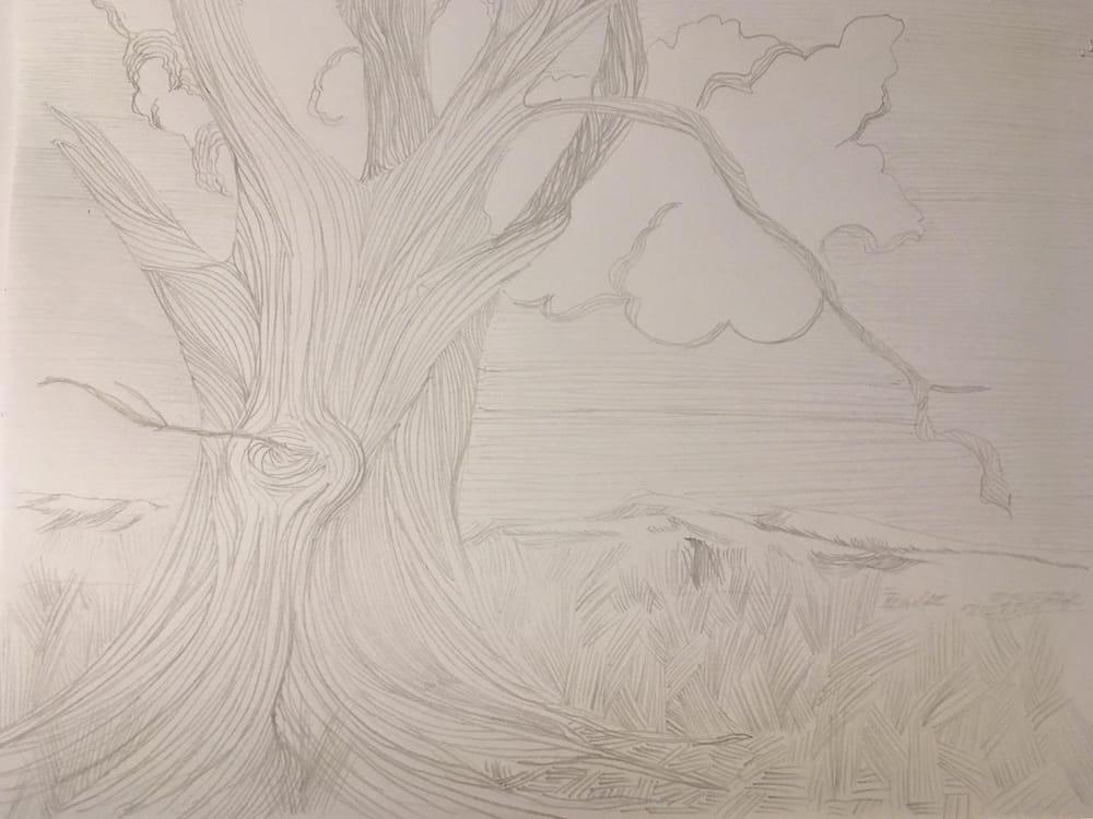 English Tree - image 2 - student project