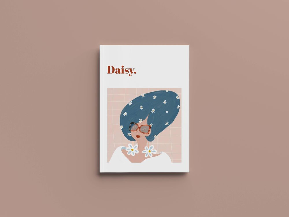 Groovy daisy - image 11 - student project