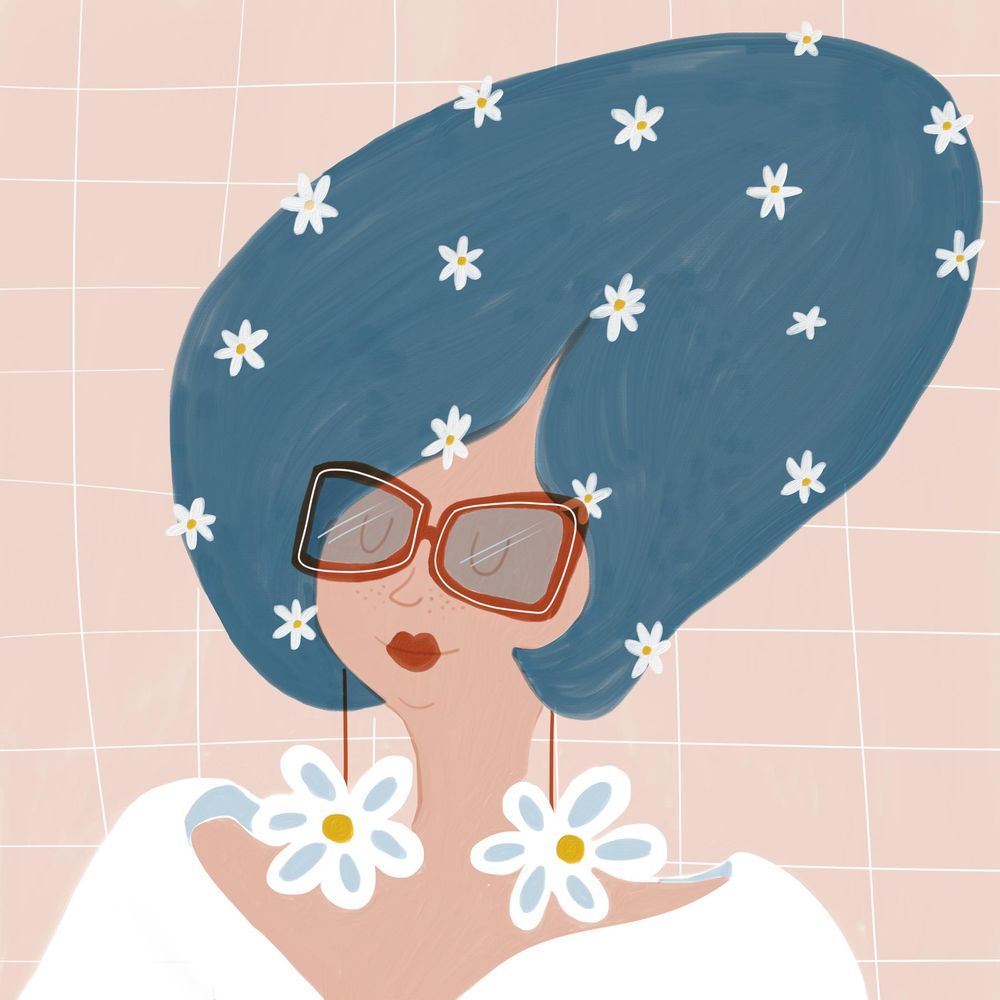 Groovy daisy - image 10 - student project