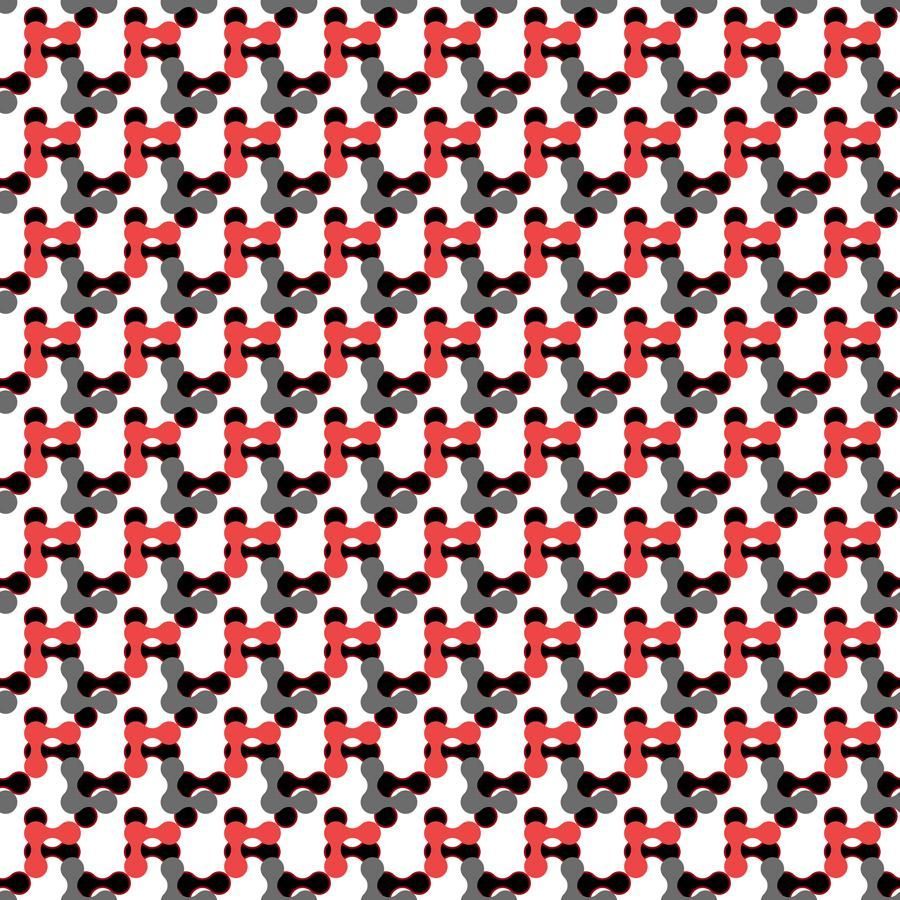 meta ball patterns - image 1 - student project