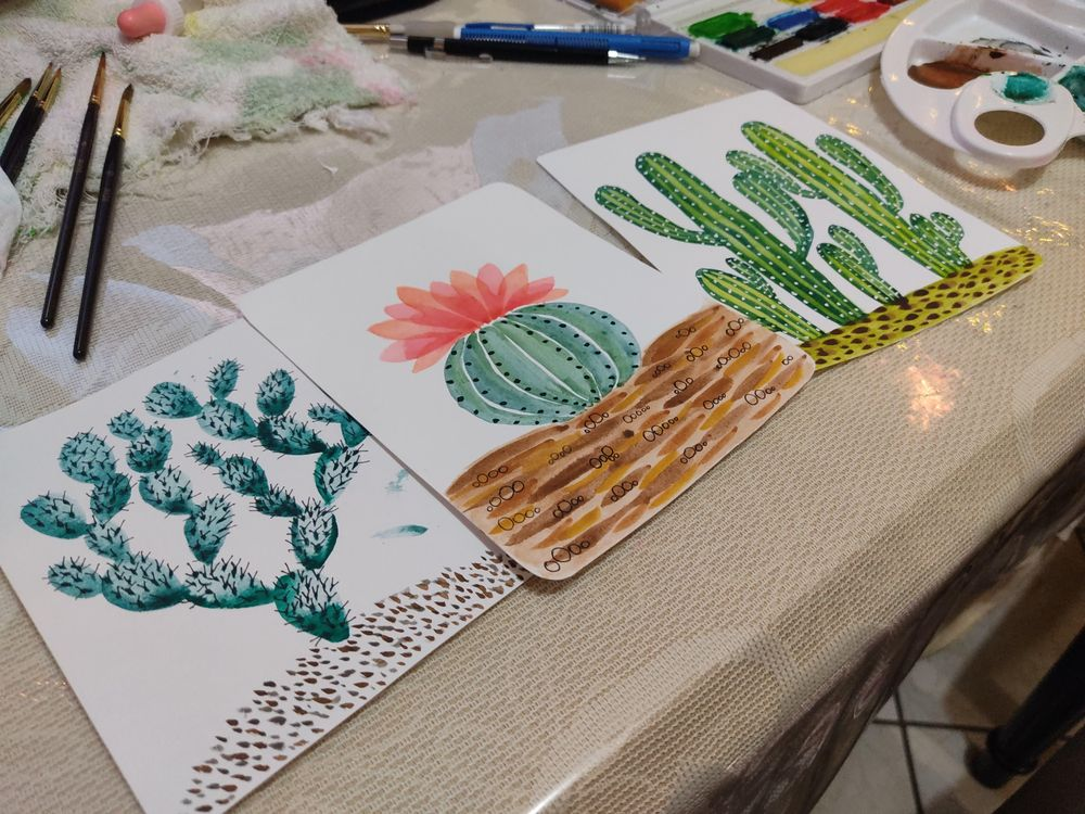 Cactus - Laura - image 4 - student project